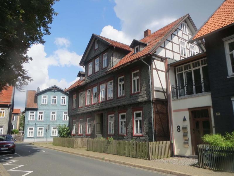 ferienwohnung in der altstadt von goslar ferienwohnung lang in goslar. Black Bedroom Furniture Sets. Home Design Ideas